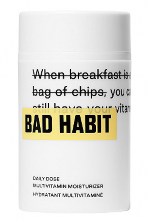 Bad Habit Daily Dose Multivitamin Moisturizer