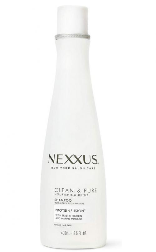 Nexxus Clean and Pure Clarifying Shampoo