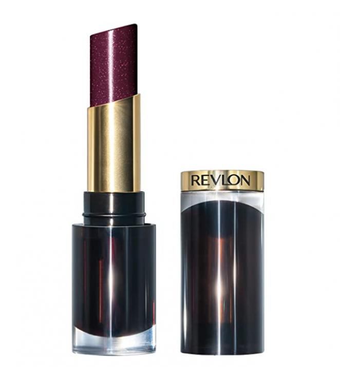 Revlon Super Lustrous Glass Shine Lipstick in Black Cherry