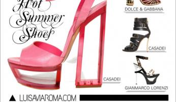 Hot Summer Shoes