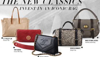 The New Classics: Invest In An Iconic Bag