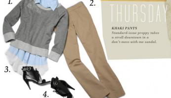 Pulled-Together Looks Starring Spring's Key Pieces!