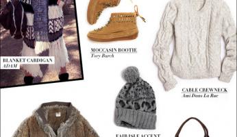 Winter Essentials: 6 Wear-Now Favorites