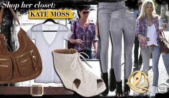 Shop Her Closet: Kate Moss