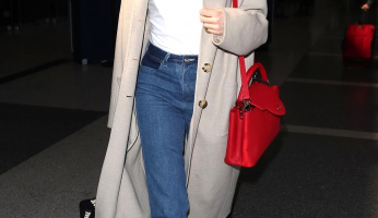 The Best Celebrity Airport Outfits