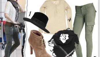 What She Wears: Sienna Miller