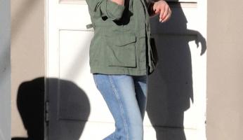 Today's Everyday Fashion: Jennifer Aniston