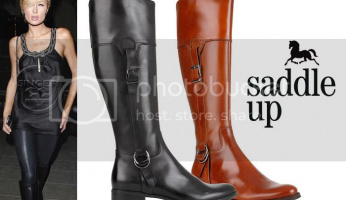 Saddle Up with Steven Dann Riding Boots