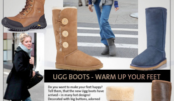 Top Trend - Ugg Boots