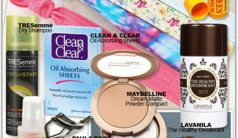 Summer Essentials for your Purse
