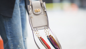Amazing Street Style Handbags From NYFW