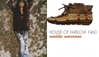 Must Have Shoes House of Harlow 1960 Maddie Moccasins!