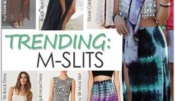 Trending: M-Slits