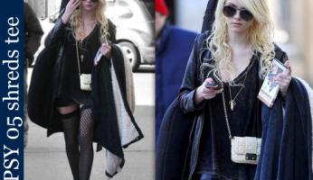Taylor Momsen Style...Rock & Roll!