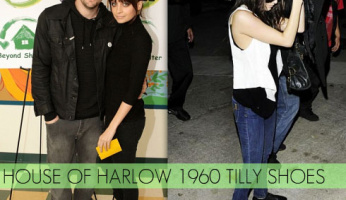 House of Harlow 1960 Tilly Shoes!