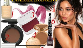 Vanessa Hudgens' Make-Up Secrets!