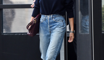 Two Stye Icons Just Came Together: Victoria Beckham and Levis