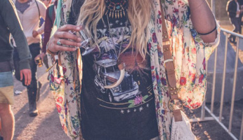 Festival Meets Fashion: What to Wear to Summer Music Festivals
