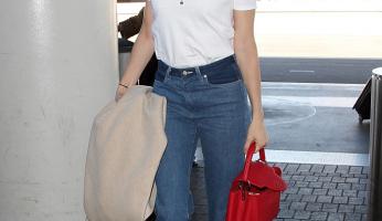 Sienna Miller Brings Back An American Classic