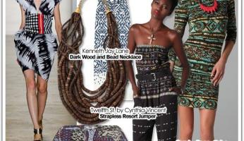 Runway Inspired: African Prints