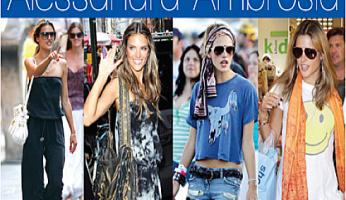 Alessandra Ambrosio Style!
