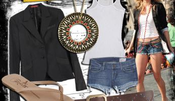AnnaLynne McCord Style and Fashion!