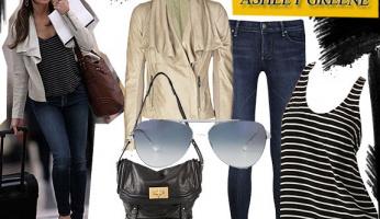 Airport Celebrity Style: Ashley Greene