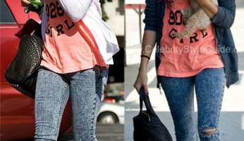 Ashley Tisdale's Star Style At BoutiqueToYou.com!
