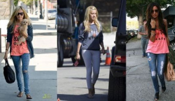 Ashley Tisdale Style! At ShoptheTrendBoutique.com!