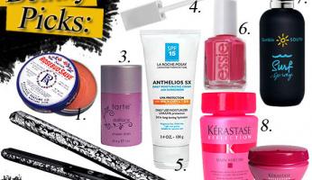 Celebrity Style Best Buys: Summer Beauty 2010