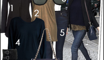 Trend to Watch: Black and Blue