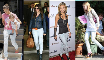 Five Fashionistas Who Love Black Orchid!!