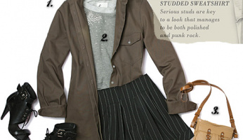 Wednesday's Pulled-Together Look Starring Spring's Key Pieces!