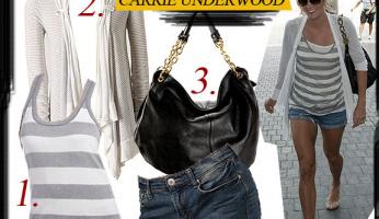 Shop Her Celebrity Style Closet: Carrie Underwood