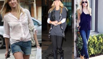 Ashley Tisdale Style!