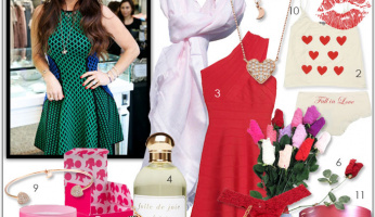 Guest Editor: Kyle Richards Special Valentine's Edition