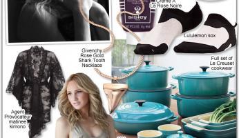 Celebrity Style Christmas List: LeAnn Rimes