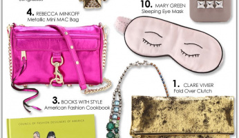 Celebrity Style Gift Guide