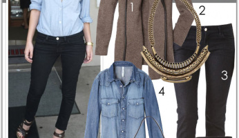 Celebrity Style Fall Check List