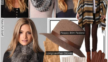 Wrap Up: Cold Weather Accessories