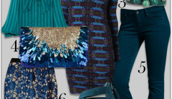 Color Candy: Teal