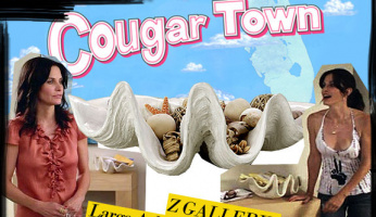 Celebrity Style Set: Cougar Town