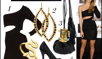 What She Wears: AnnaLynne McCord