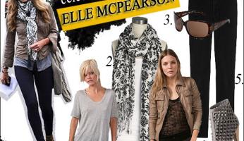 Celebrity Style Inspiration: Elle Macpherson!