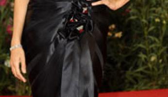 "You Asked For It! Eva Mendes Promoting ""Bad Lieutenant"" Dresses!"