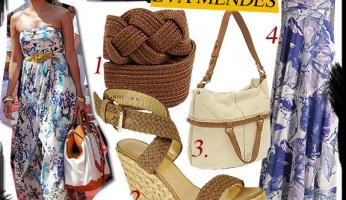 Celebrity Style Inspiration: Eva Mendes