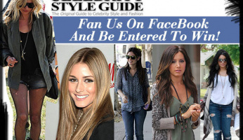 Love Celebrity Style? Like Us on Facebook And WIN!