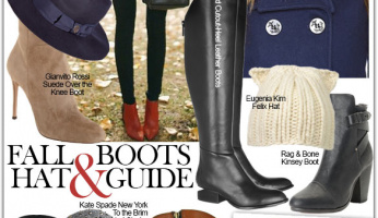 Celebrity Style Boots & Hat Guide