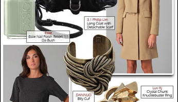 Must Have: New Fall Favorites