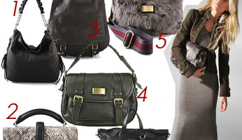 Hold Options: Fall's Must Have Handbags